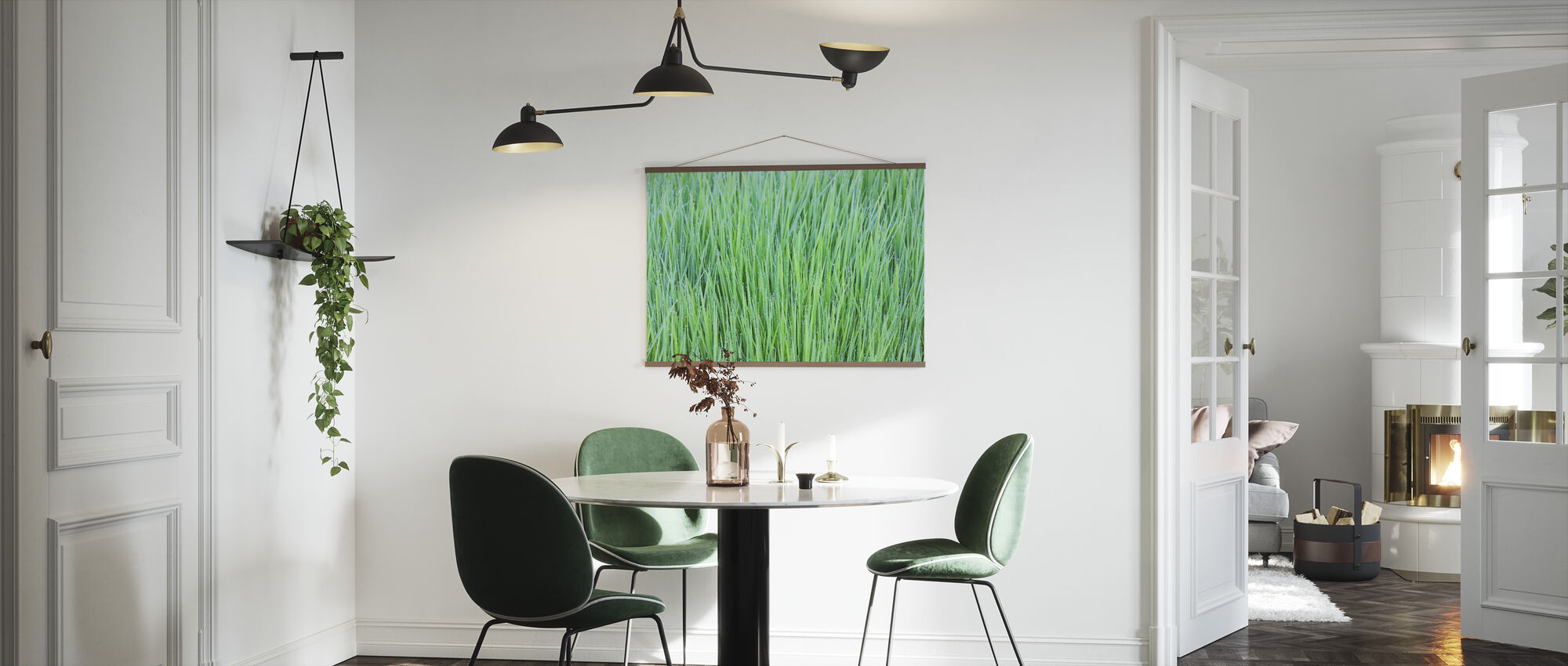 Green - Poster - Kitchen