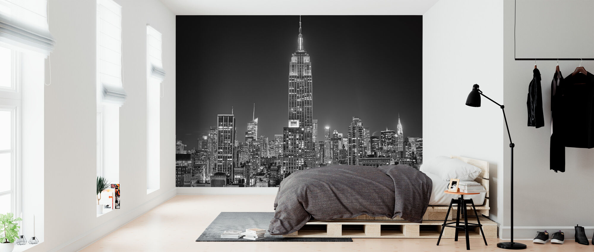 55th Avenue - Wallpaper - Bedroom