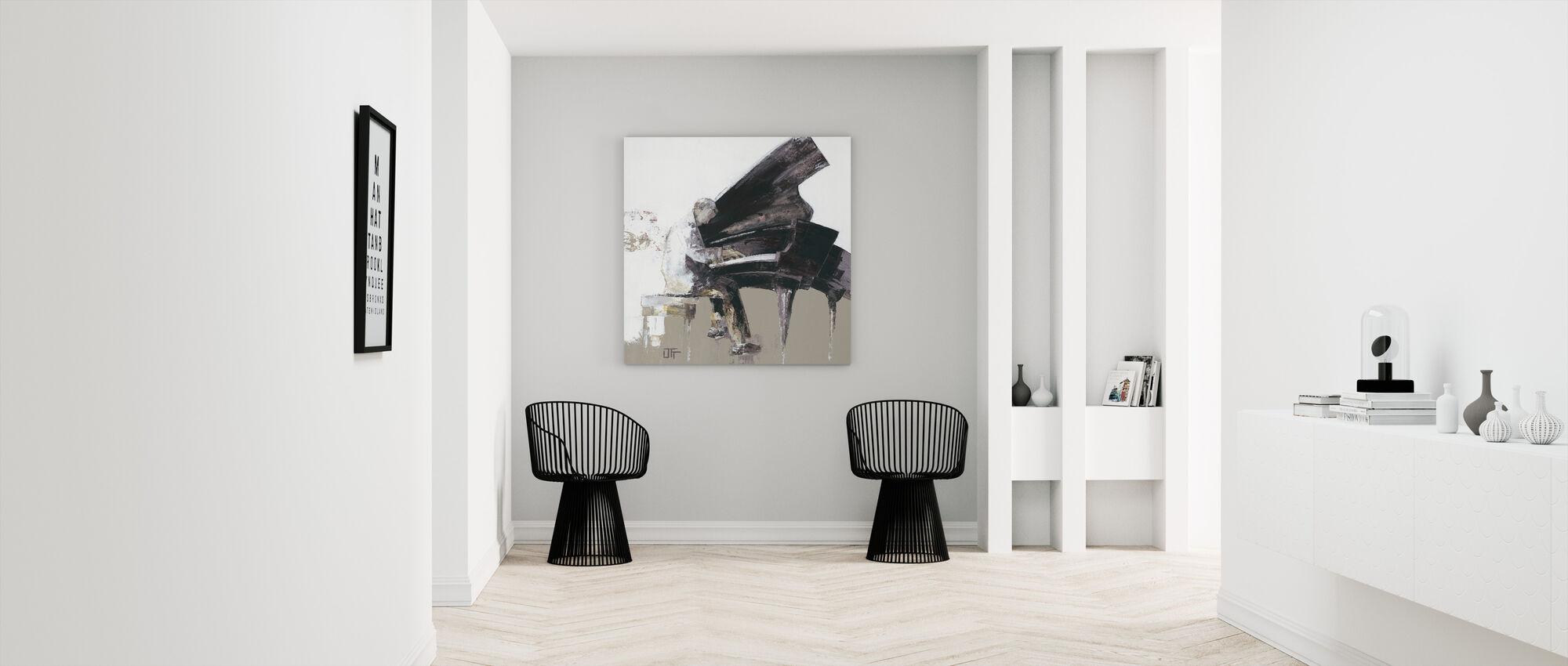 The Virtuose - Canvas print - Hallway