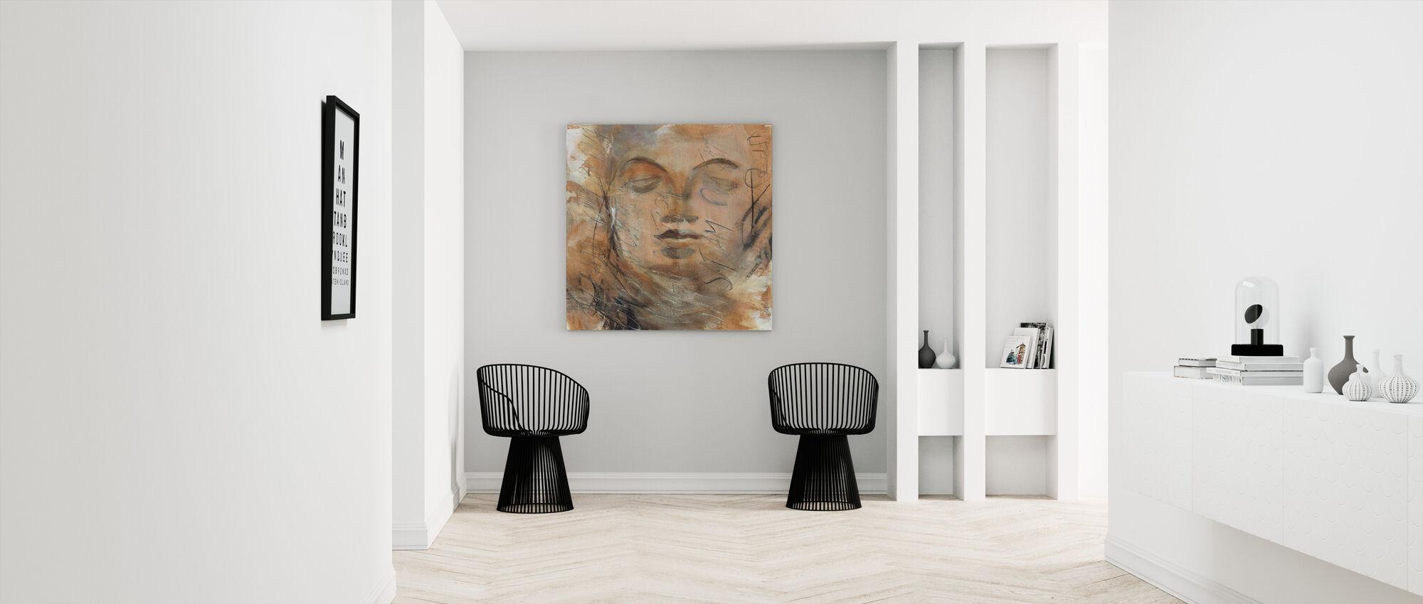 Indian wisdom - Canvas print - Hallway