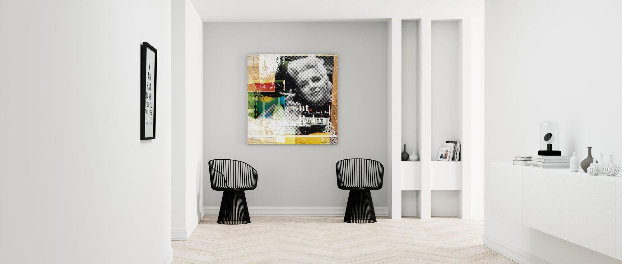 Marilyn Relax - Obraz na płótnie - Przedpokój