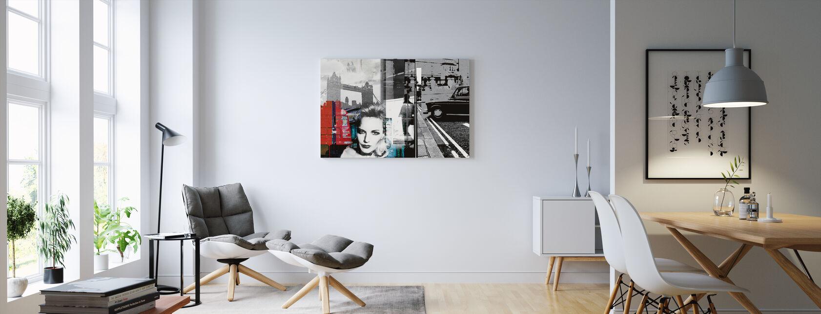 London - Leinwandbild - Wohnzimmer