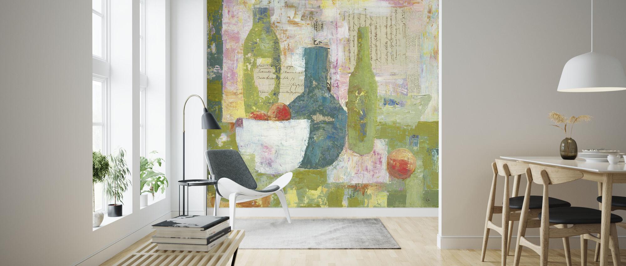 Still Life - Wallpaper - Living Room
