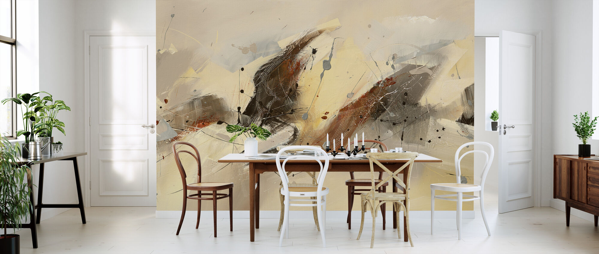 Farandole - Wallpaper - Kitchen