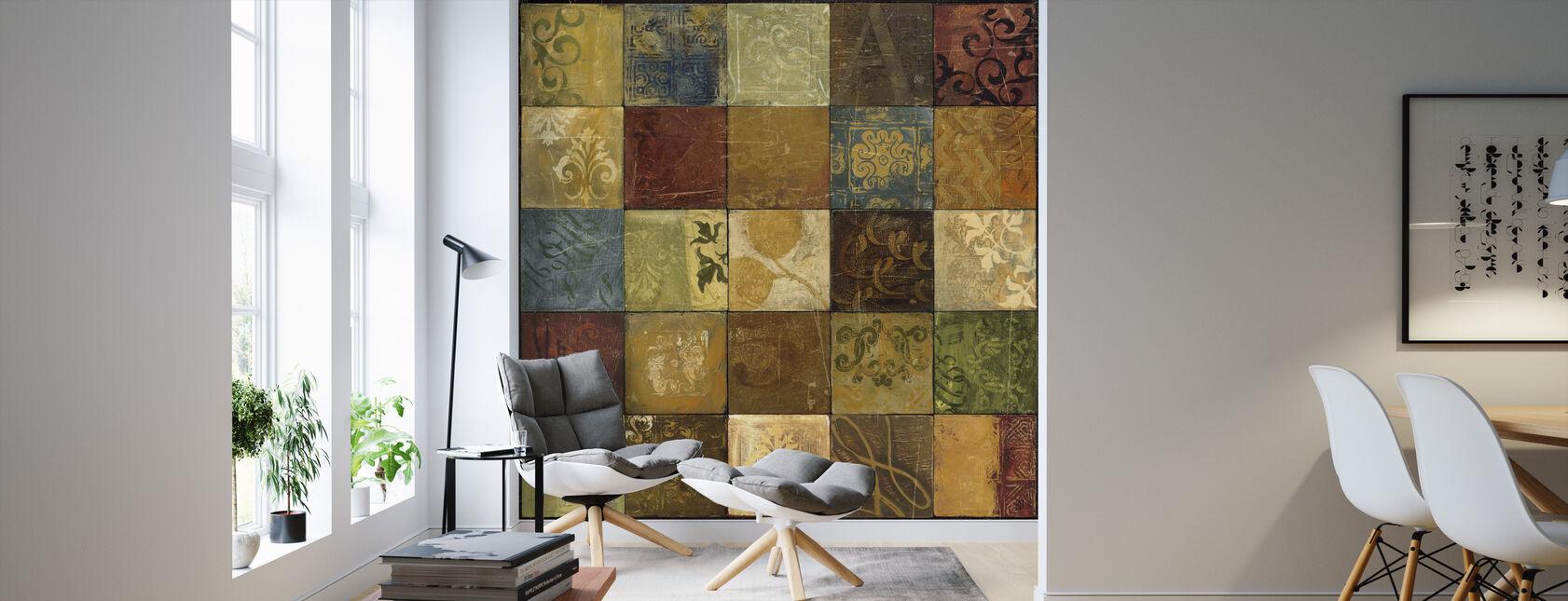Avery Tillmon - Serendipity - Wag - Wallpaper - Living Room