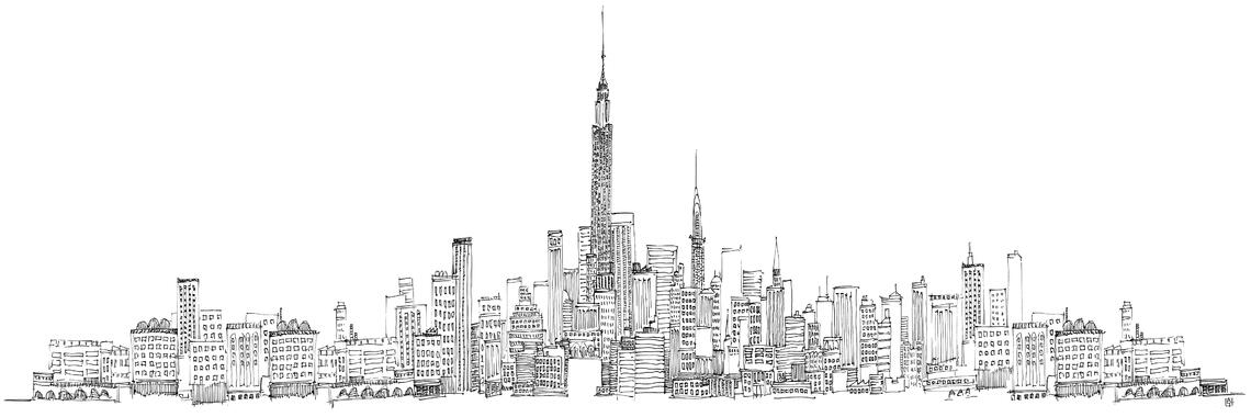New York High Quality Wall Murals Photowall