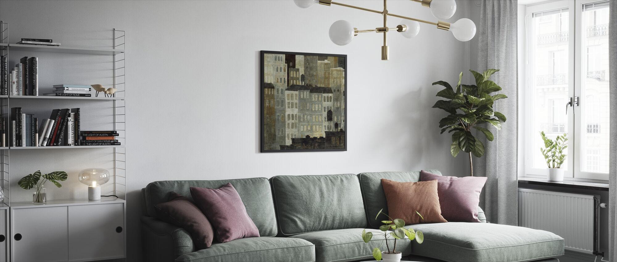 Avery Tillmon - Vesitornit - Kehystetty kuva - Olohuone