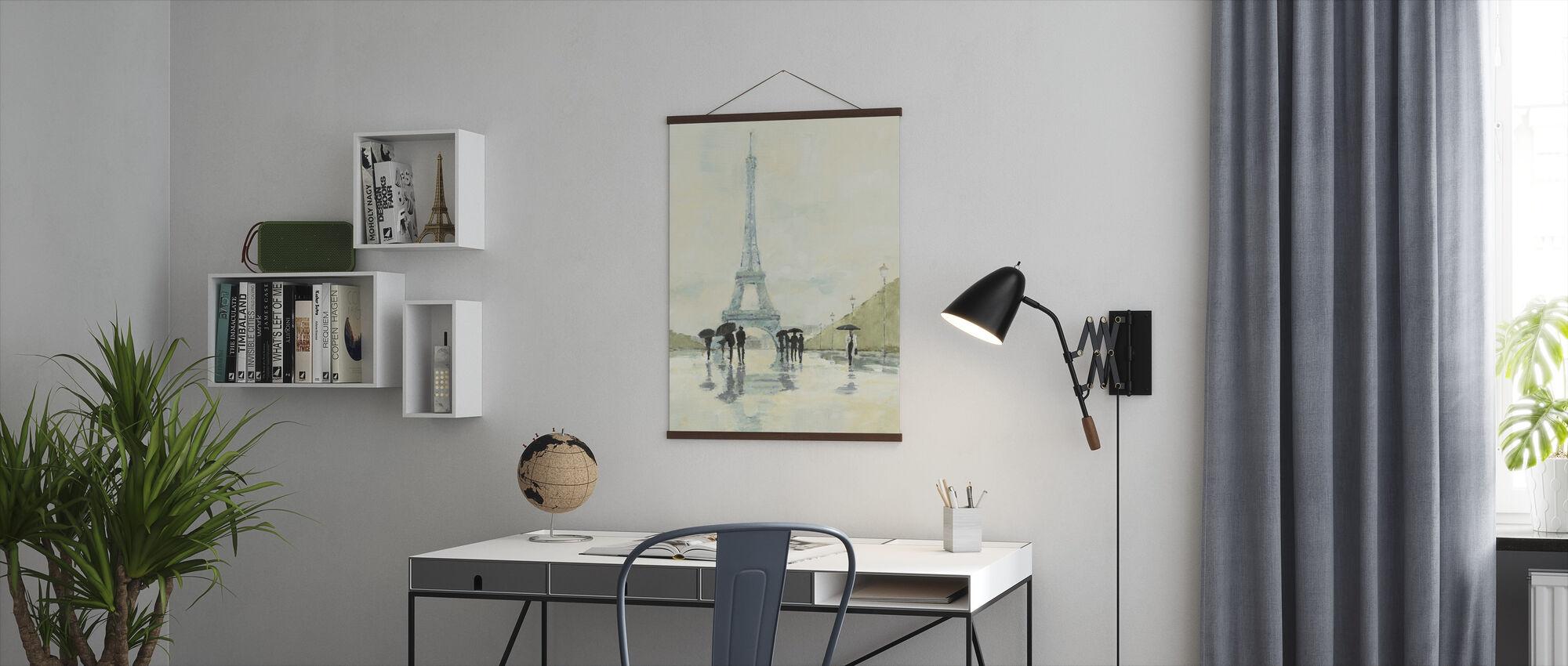 Avery Tillmon - Huhtikuuta Pariisissa - Juliste - Toimisto