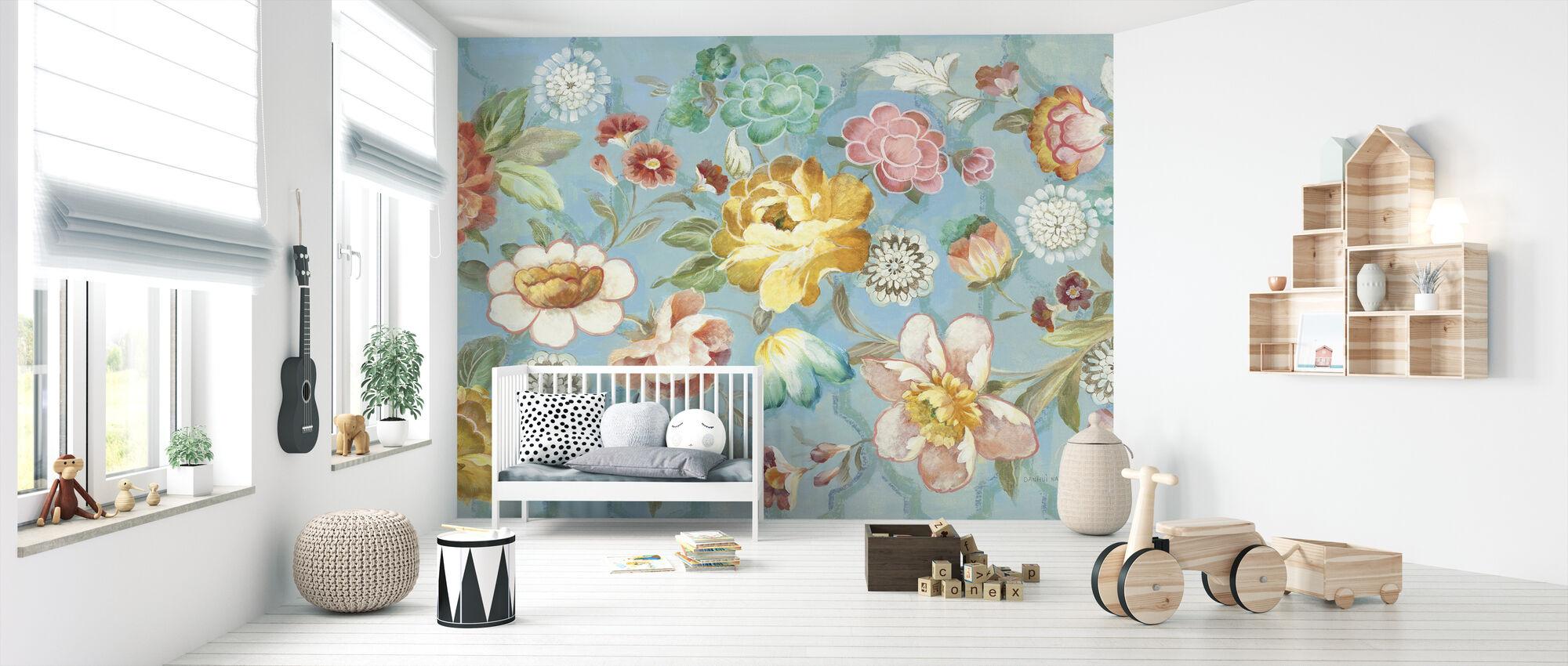 Garden of Delights - Wallpaper - Nursery