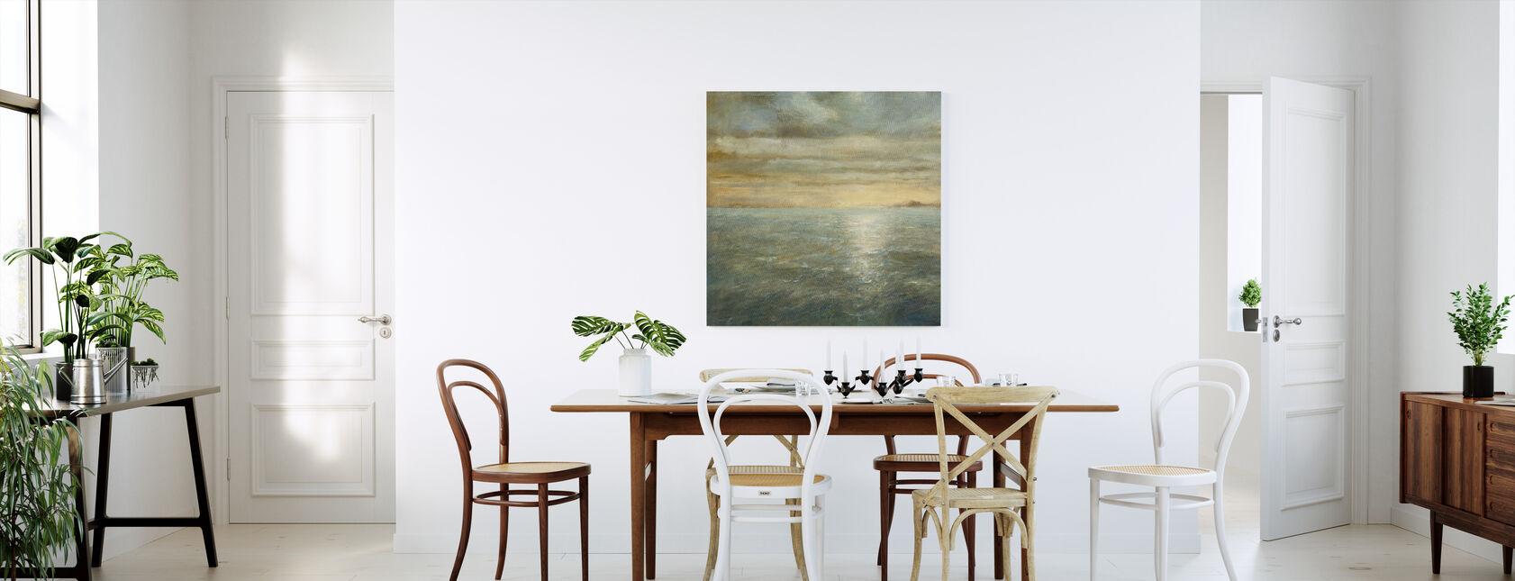 Serene Havet - Canvastavla - Kök