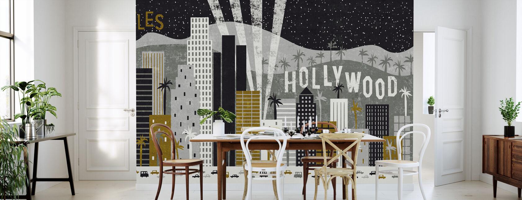 Hei Los Angeles - Tapetti - Keittiö