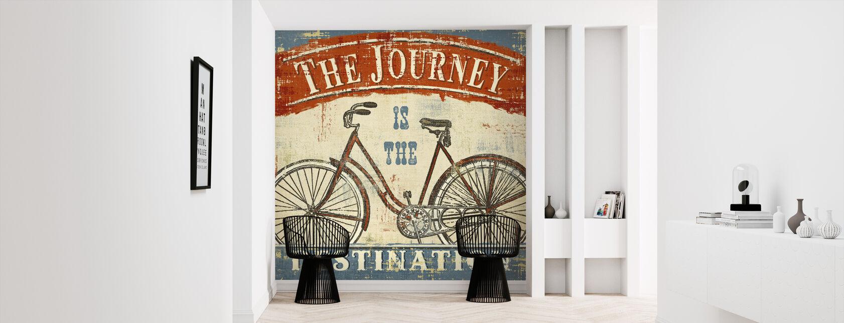 Beautiful Ride II - Wallpaper - Hallway