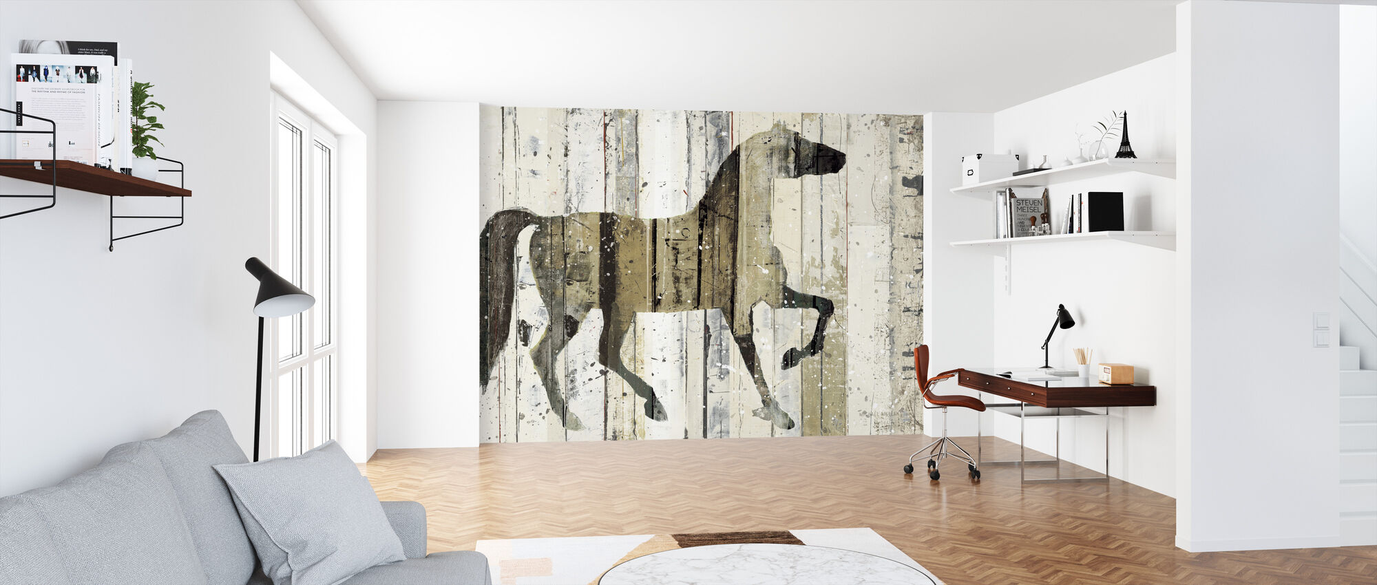 Dark Horse - Wallpaper - Office