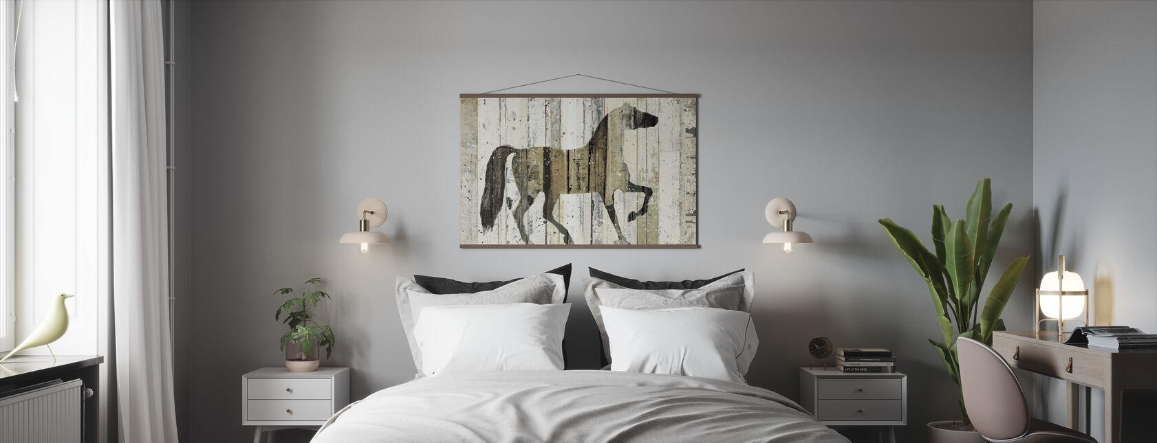 Dark Horse - Poster - Bedroom
