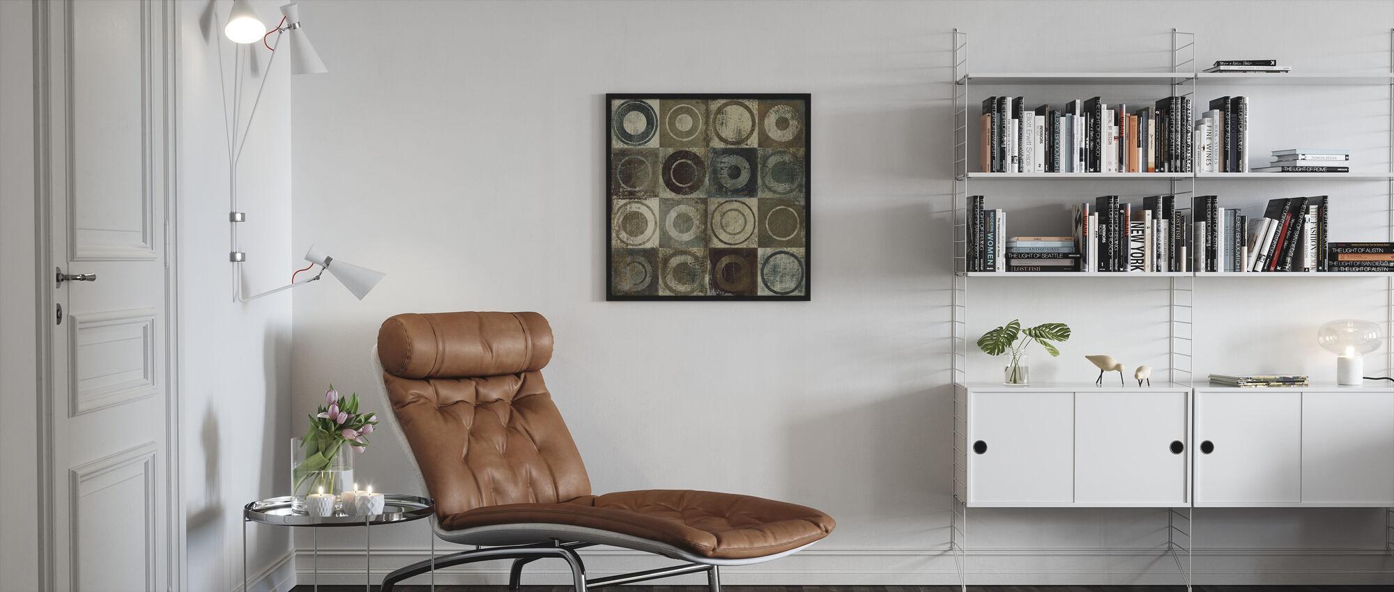Resonate - Framed print - Living Room