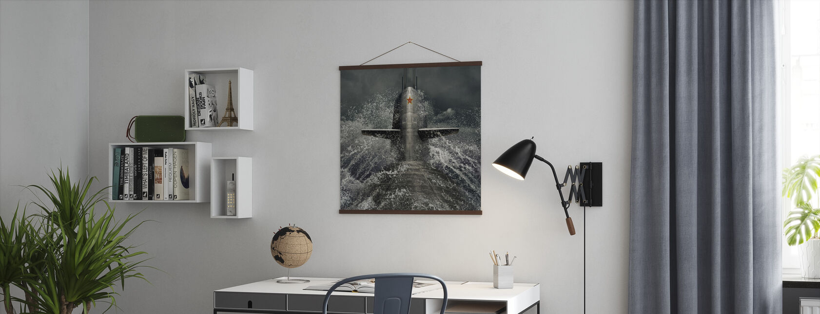 Submarine - Poster - Office