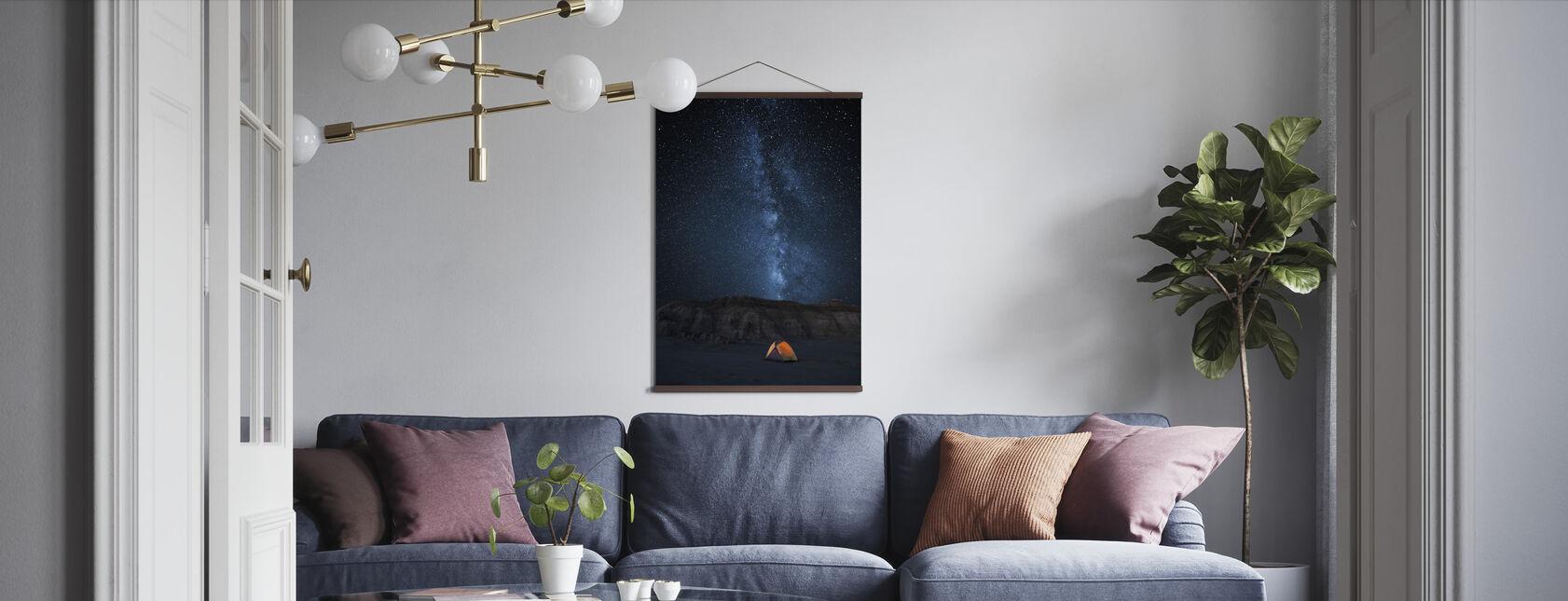 Starry himmel - Poster - Vardagsrum