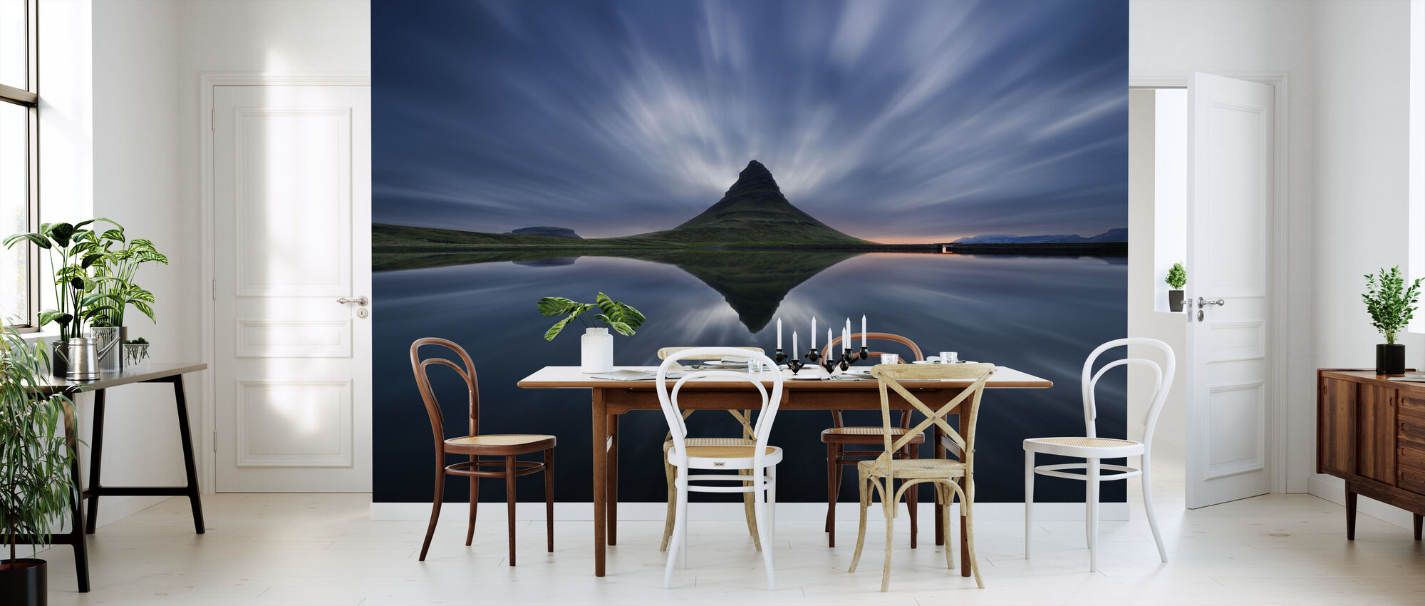 Kirkufjell - Wallpaper - Kitchen