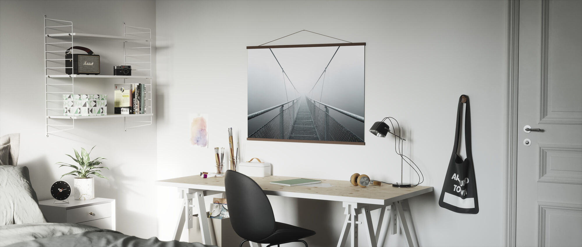 Path to Infinity - Poster - Office