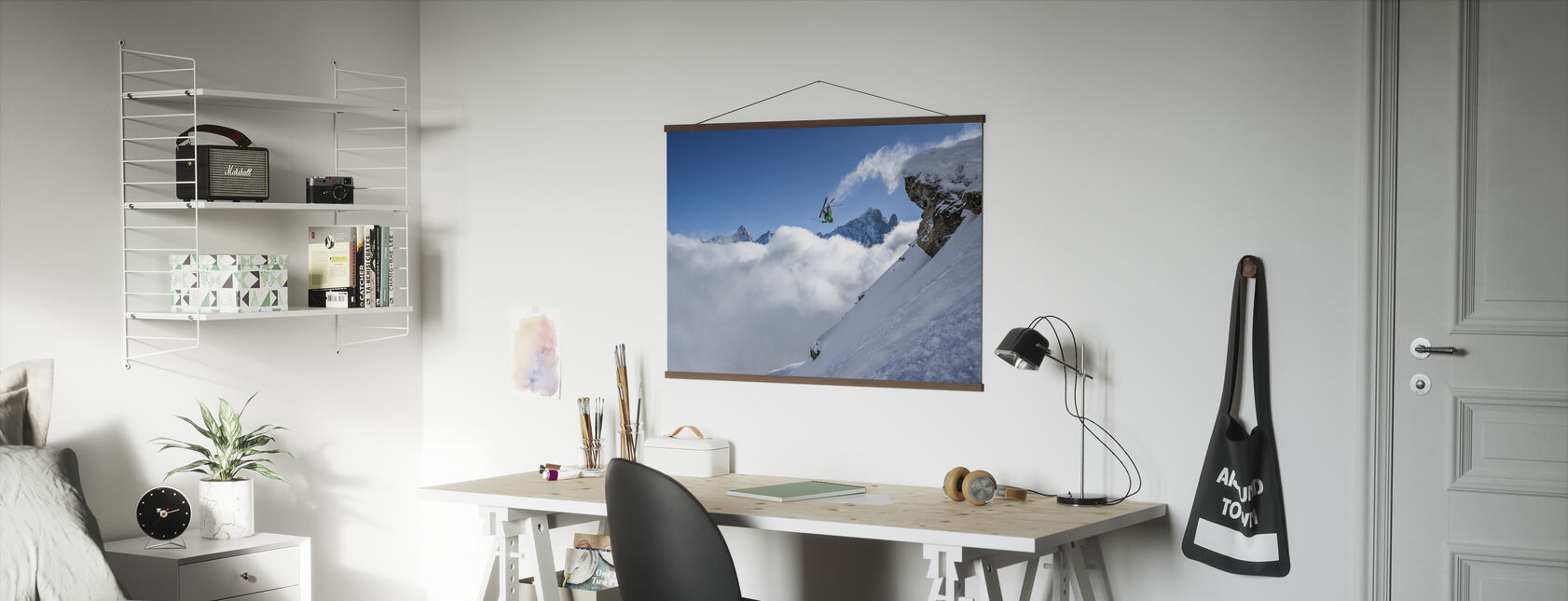 Lincoln Loop - Poster - Office