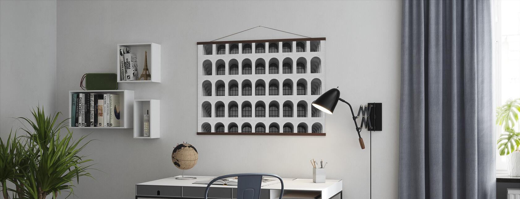 Colosseum - Poster - Kantoor