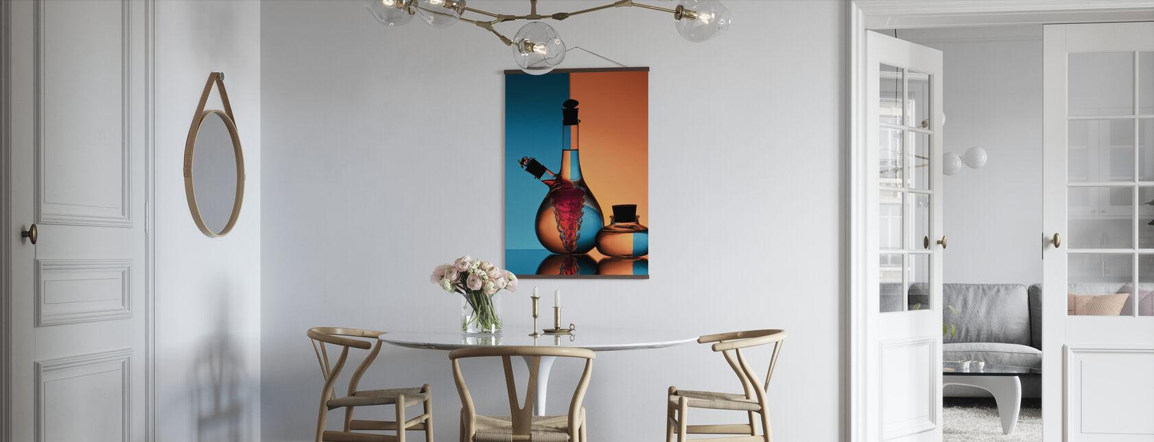 Öl & Essig - Poster - Küchen
