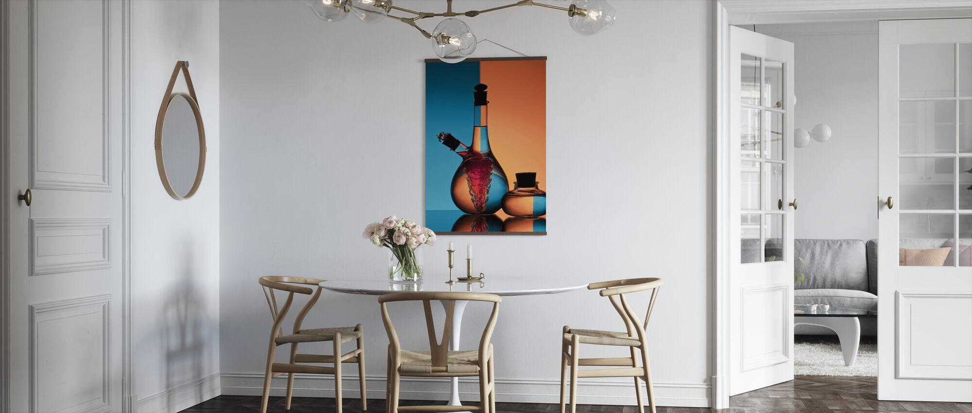 Oil & Vinegar - Poster - Kitchen