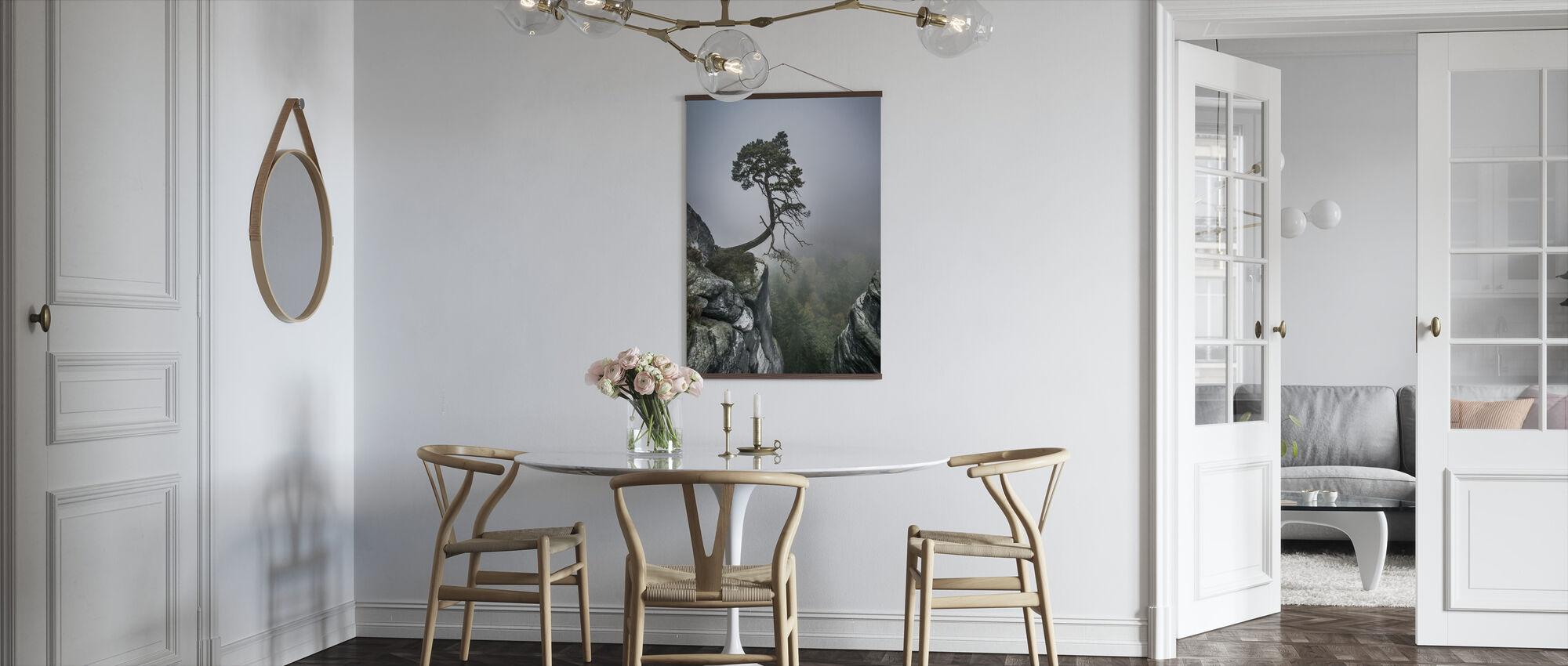 Treet på Fjell - Plakat - Kjøkken