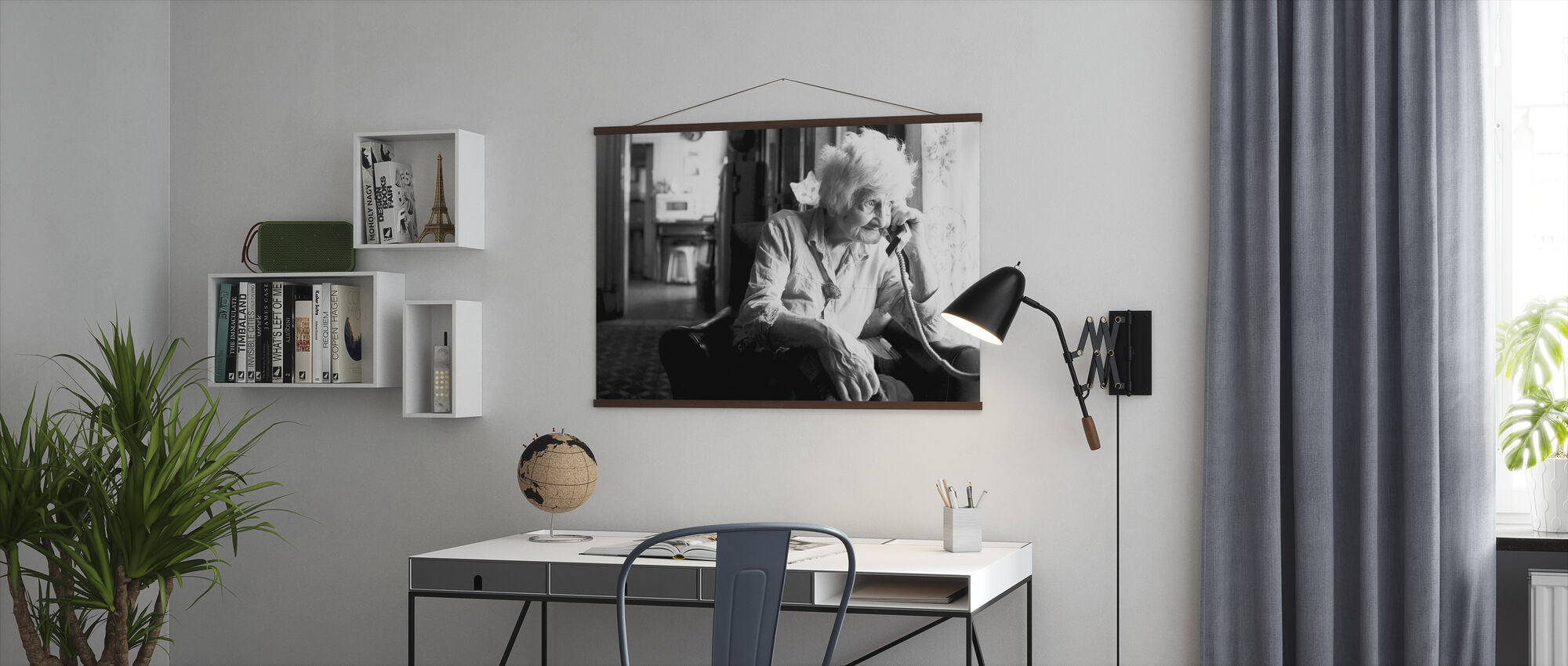 Beautiful Mary - Poster - Office