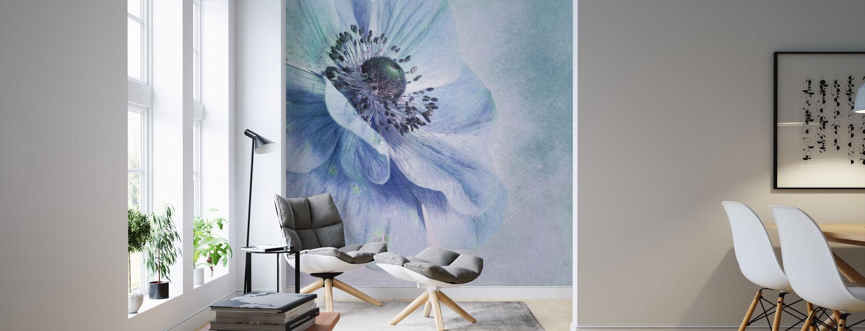 Kaunis kukka - Tapetti - Olohuone