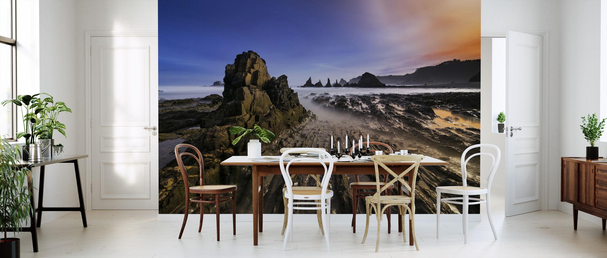 Cliffs - Wallpaper - Kitchen