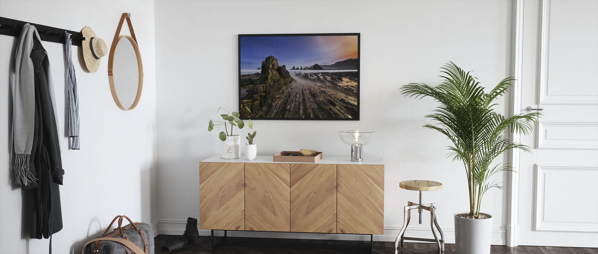 Kallioita - Kehystetty kuva - Aula