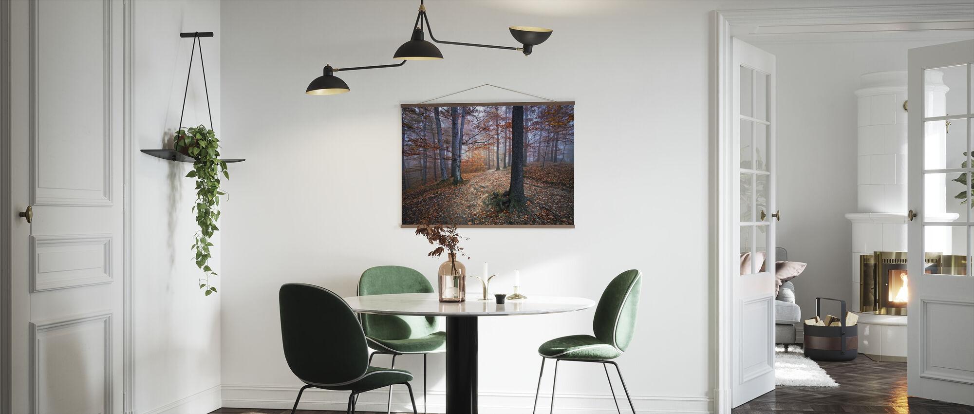 Autumn Forest - Poster - Kitchen