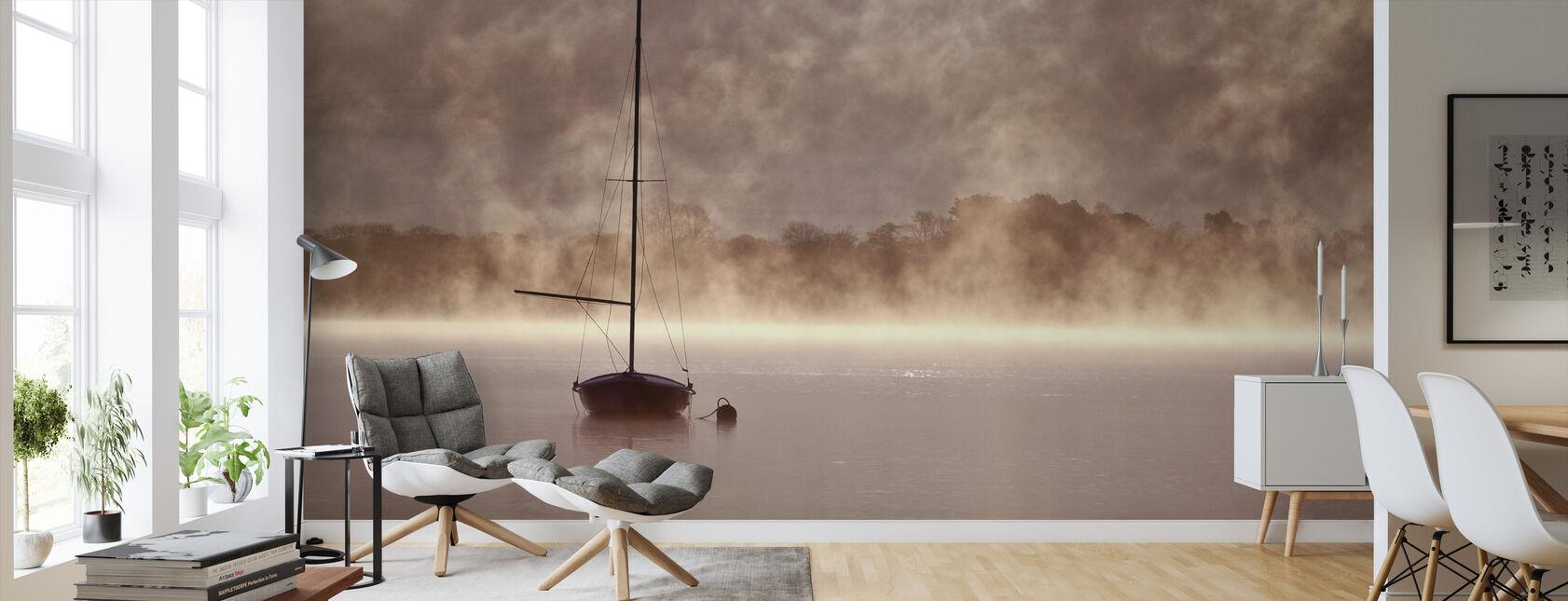 Misty Boatride - Tapet - Stue