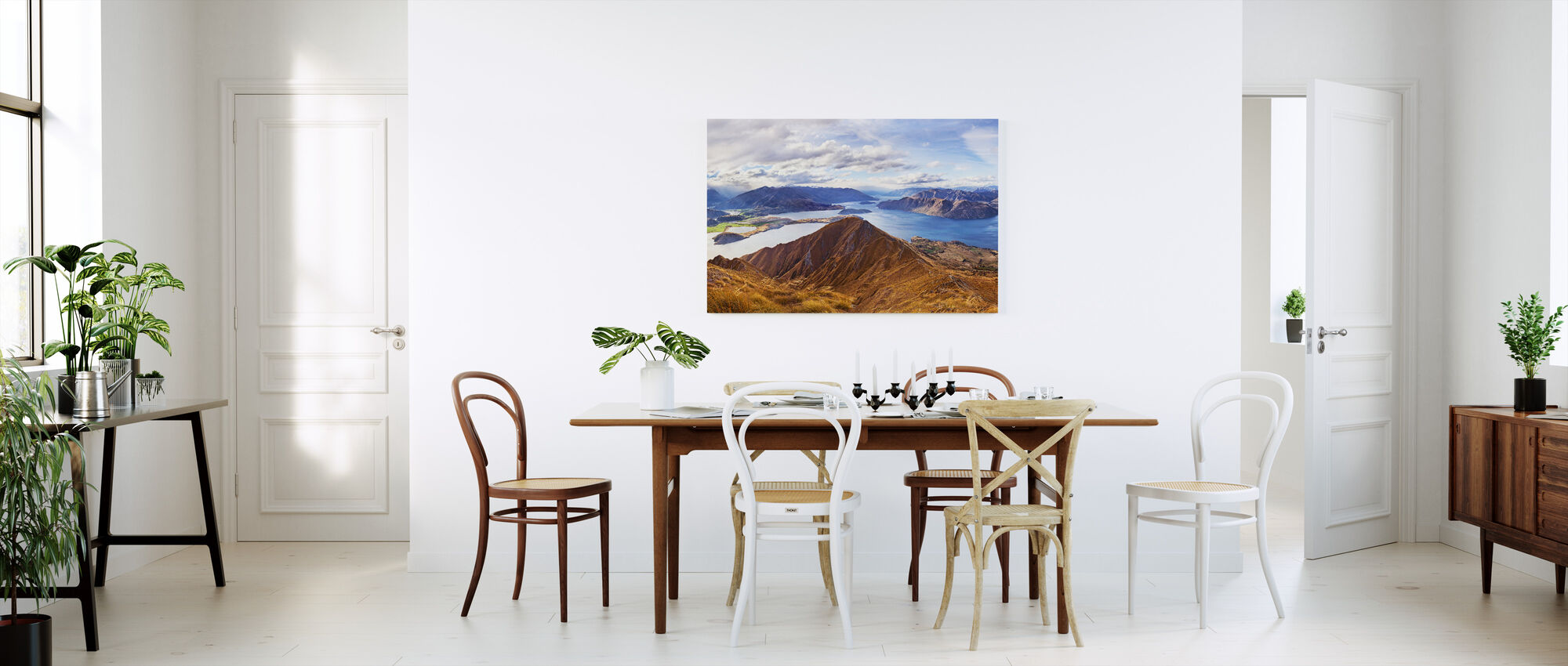 Roys Peak, NZ - Canvas print - Keuken