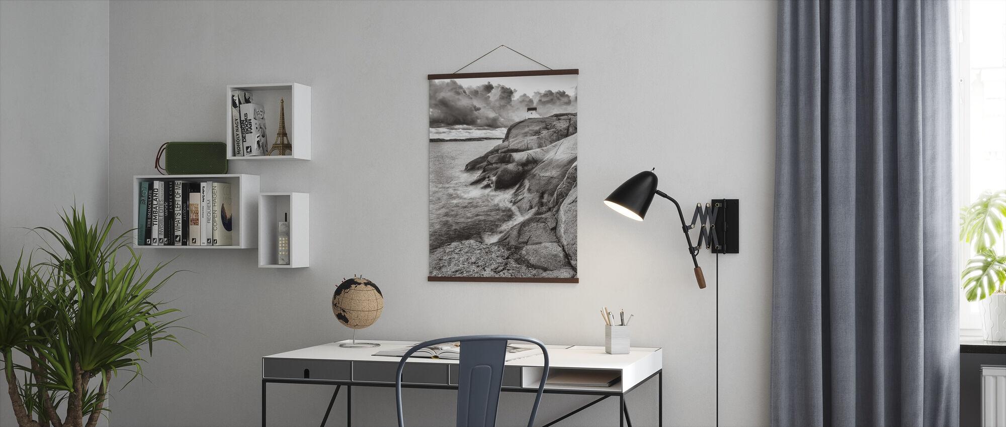 Rotsen - Poster - Kantoor