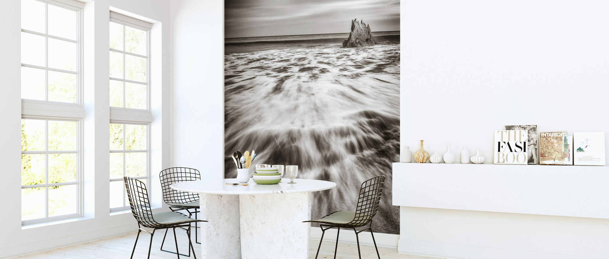 Tide - Wallpaper - Kitchen