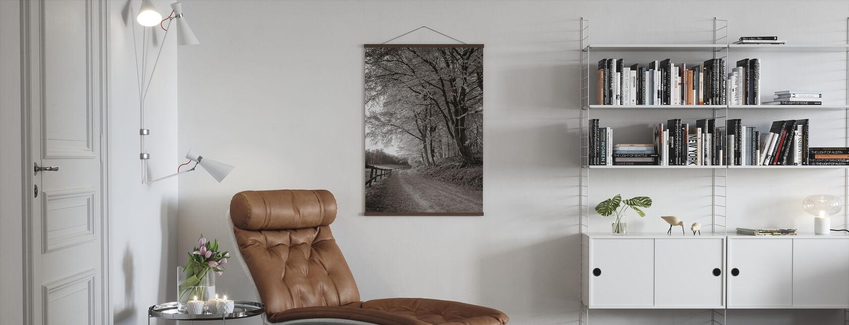 Landsväg - Poster - Vardagsrum