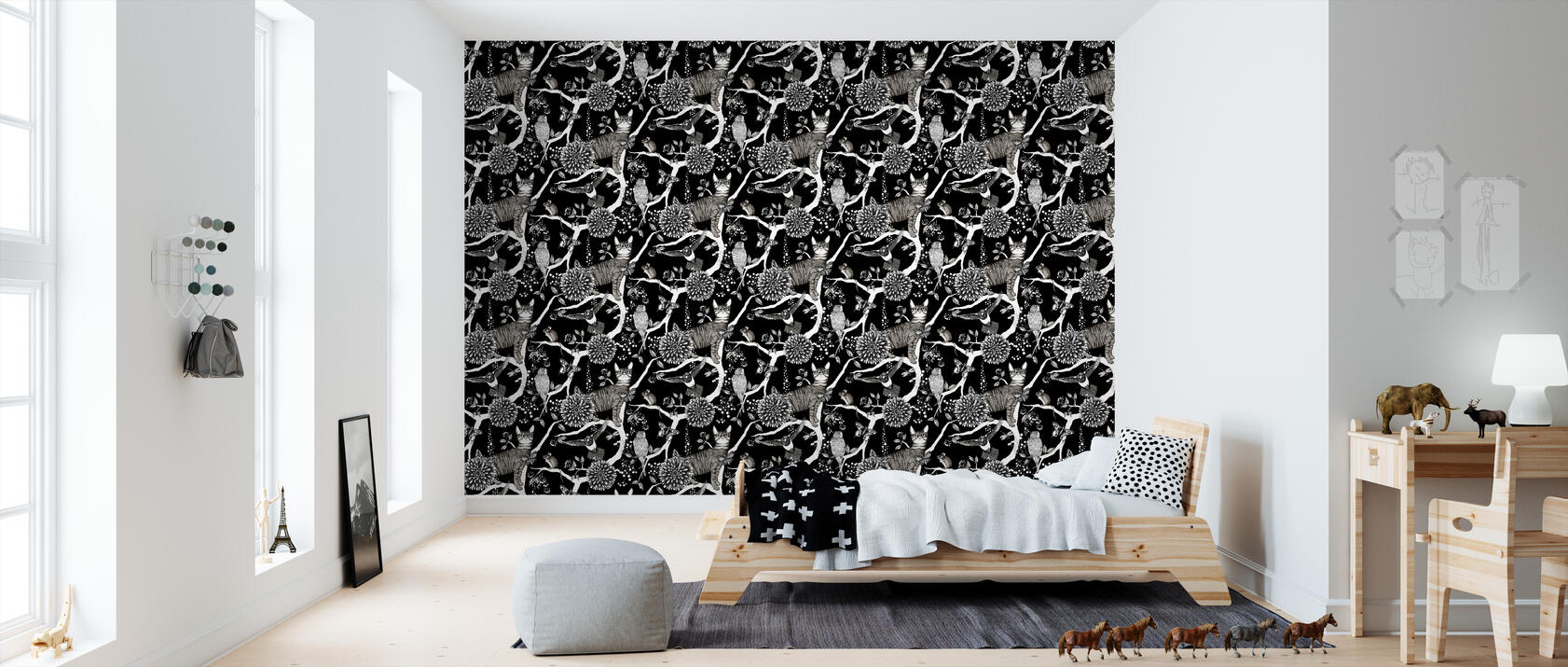 catzy tapete nach ma photowall. Black Bedroom Furniture Sets. Home Design Ideas