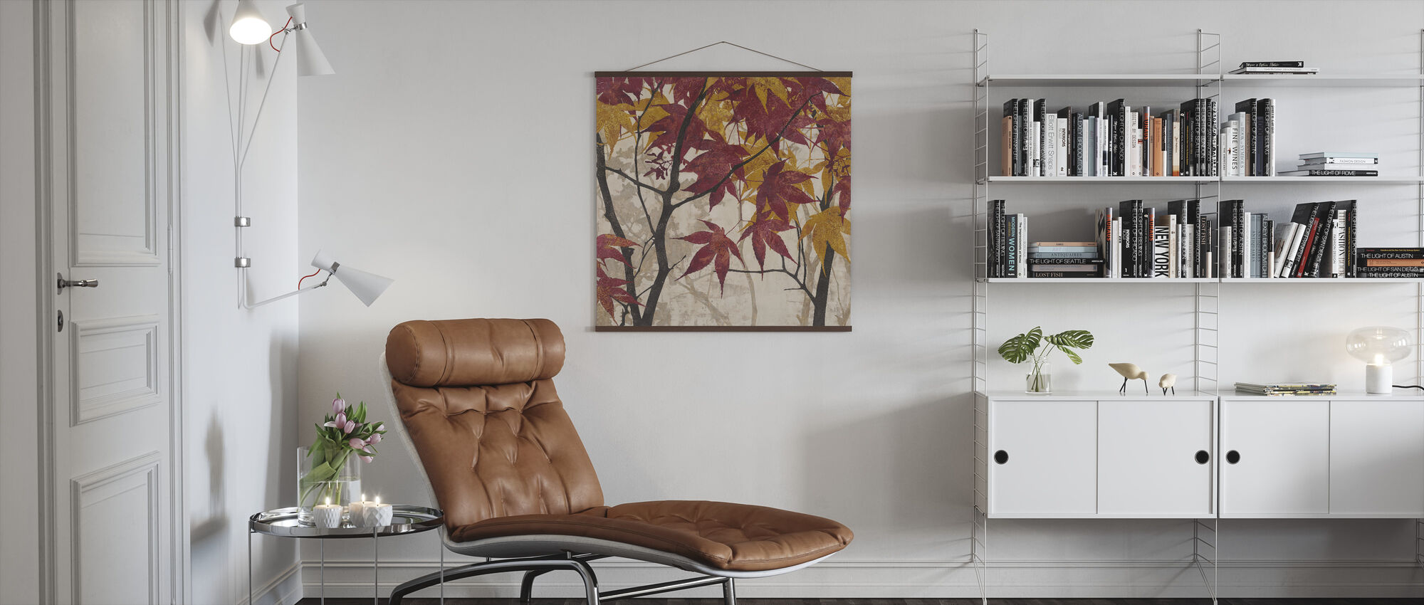 Maple Story 1 - Poster - Living Room
