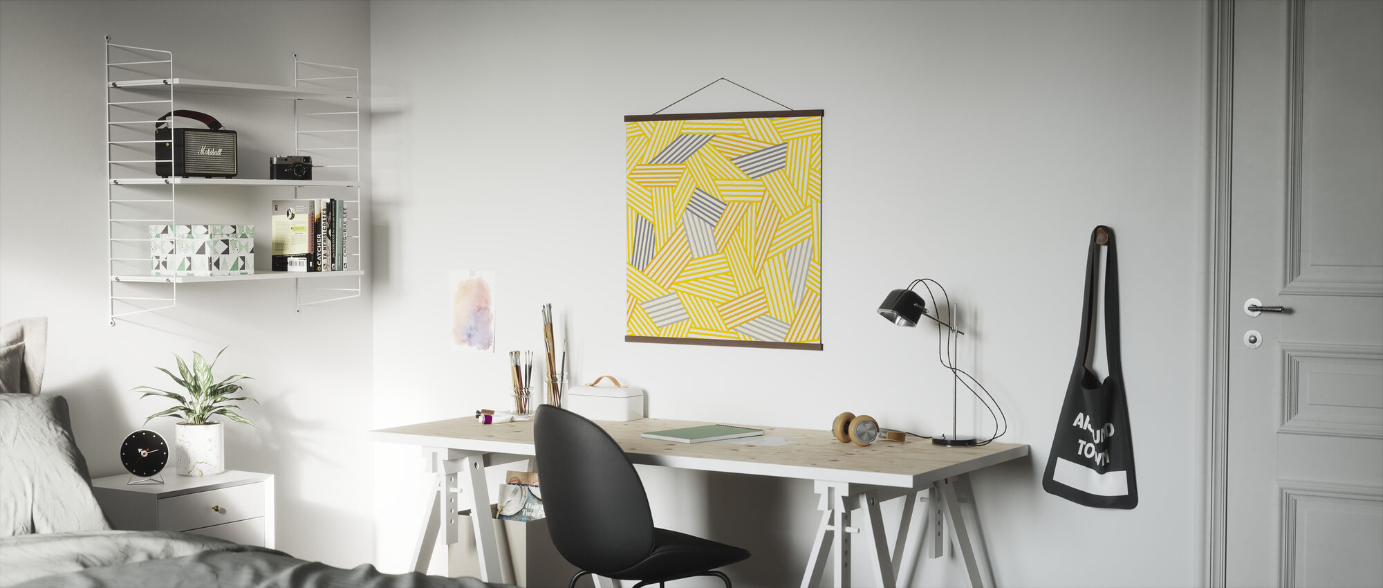 Going Geometric 3 - Poster - Office
