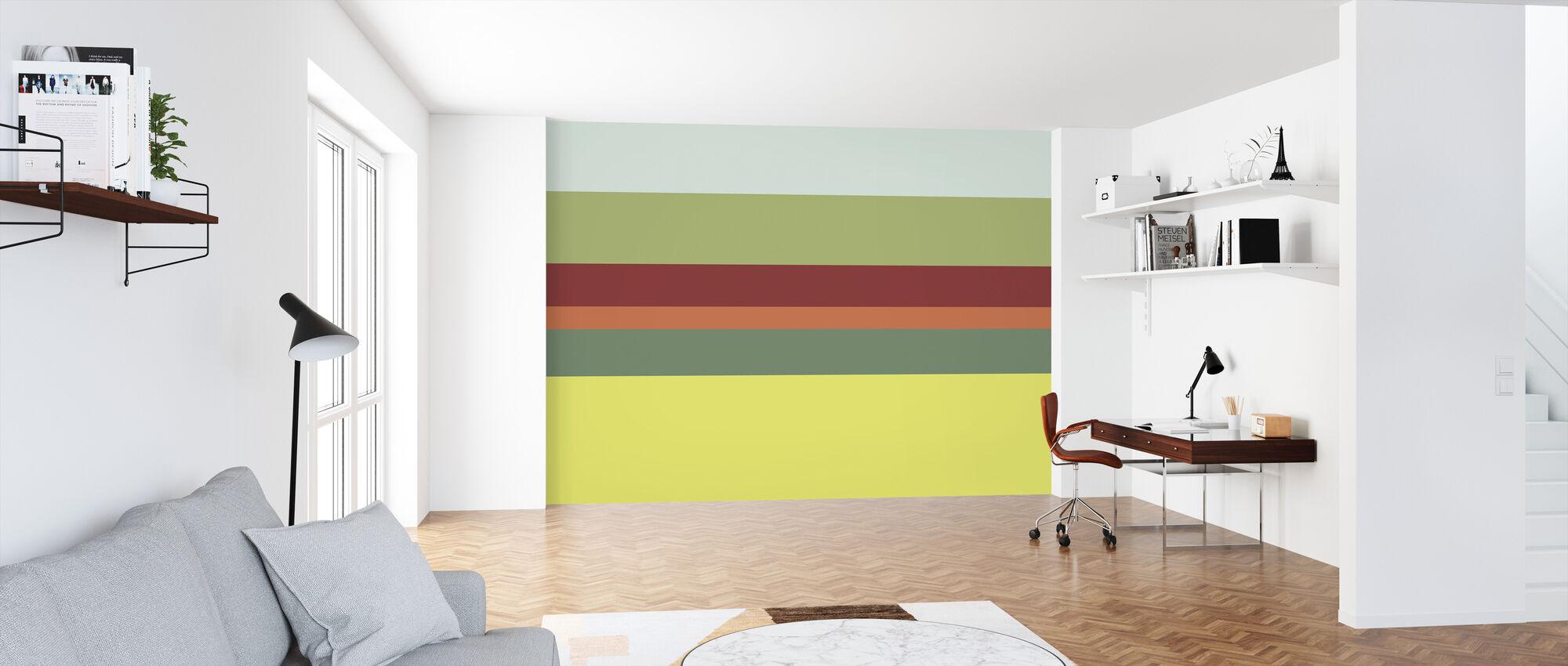 The apple crop - Wallpaper - Office