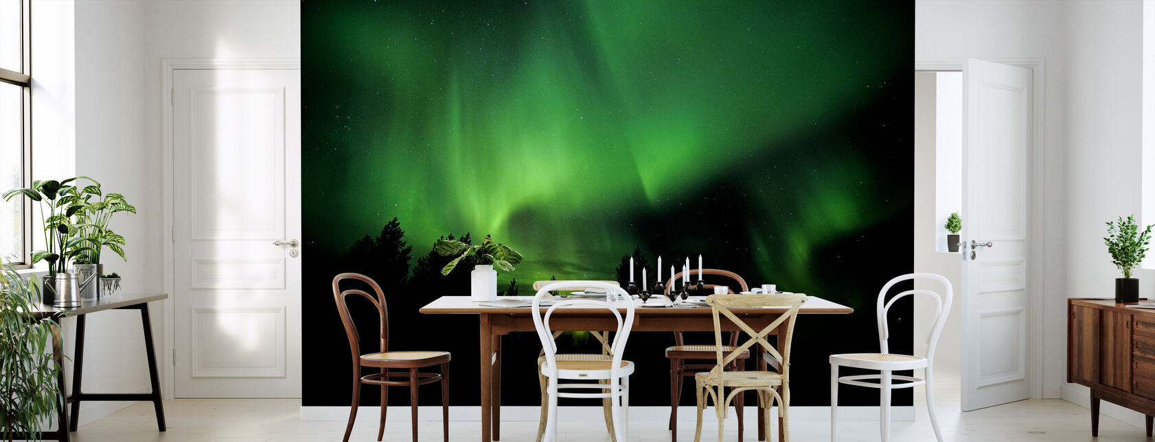 Aurora - Wallpaper - Kitchen