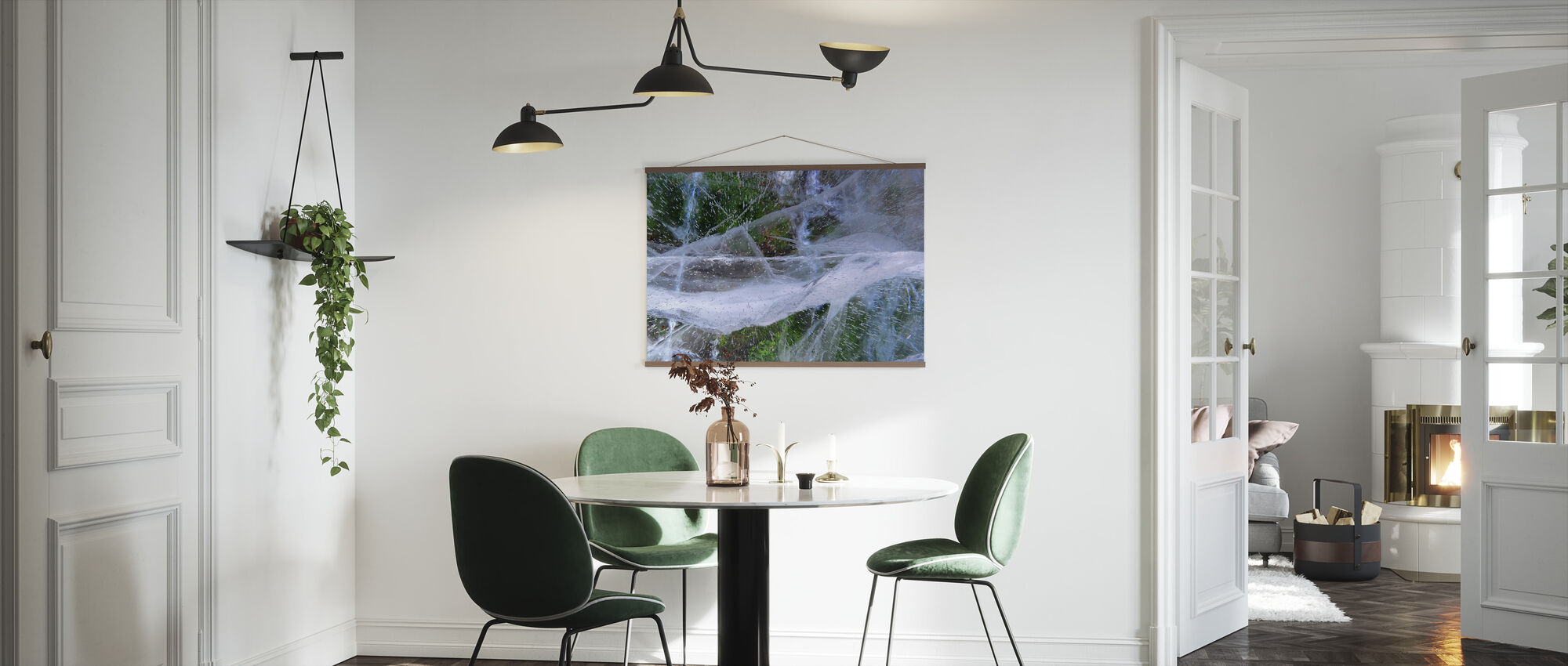 Green Ice - Poster - Kitchen