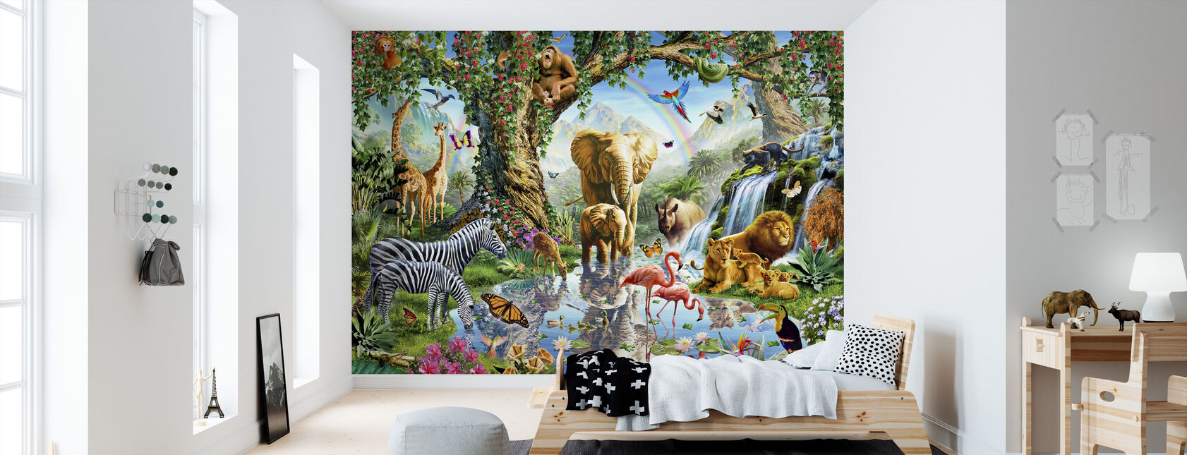Children Modern Wall Murals Photowall