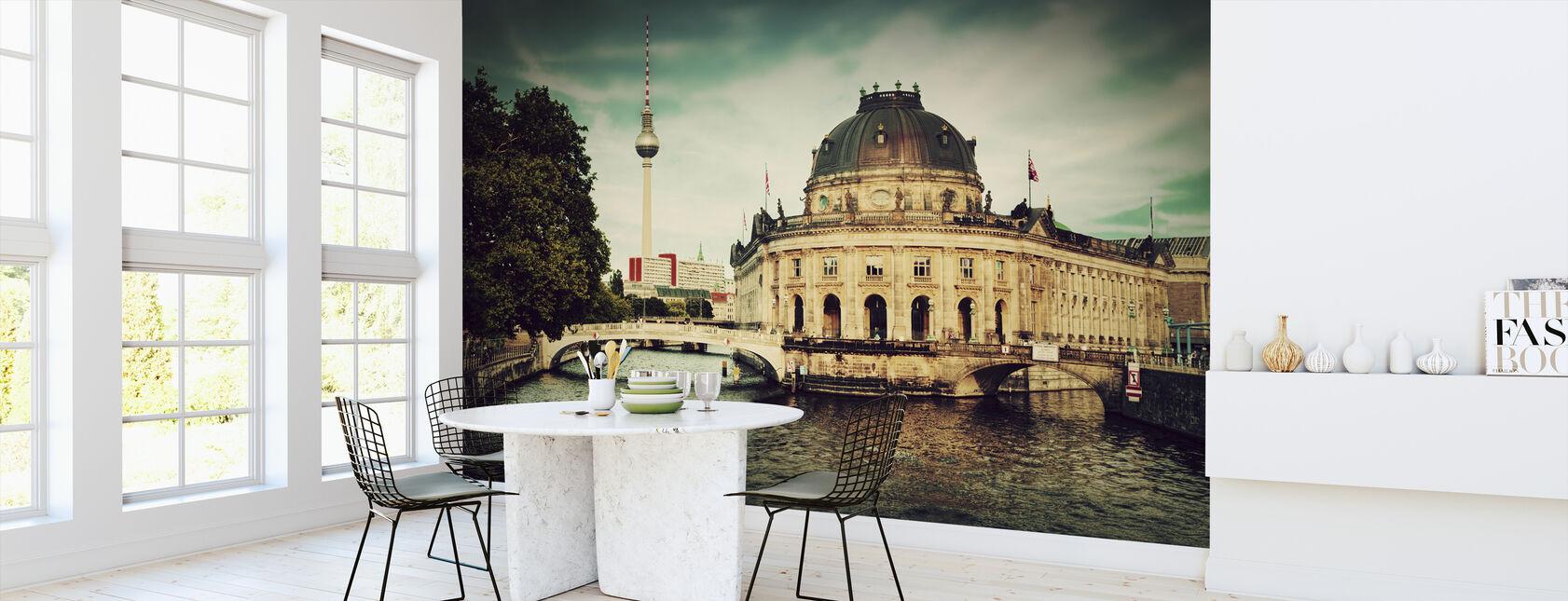 Bode Museum i Berlin - Tapet - Kjøkken