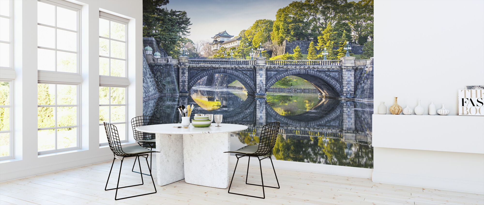 Tokyo Imperial Palace of Japan - Wallpaper - Kitchen