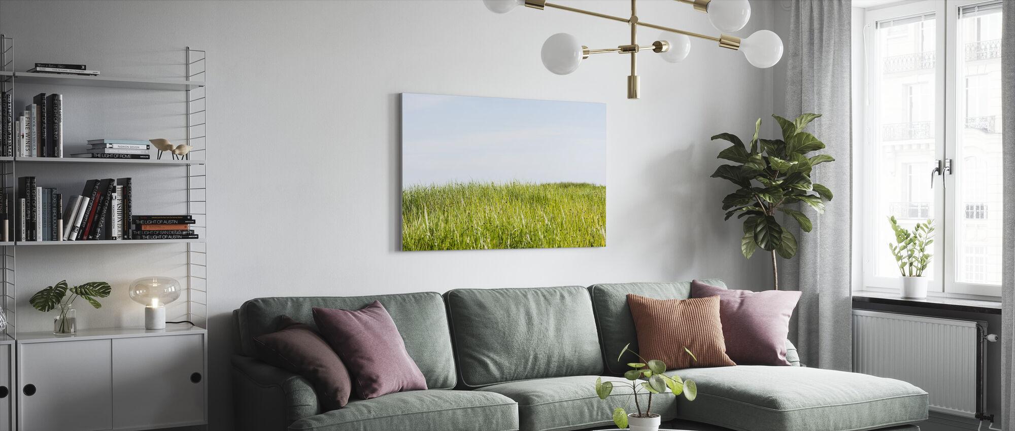 Drøm himmel - Billede på lærred - Stue