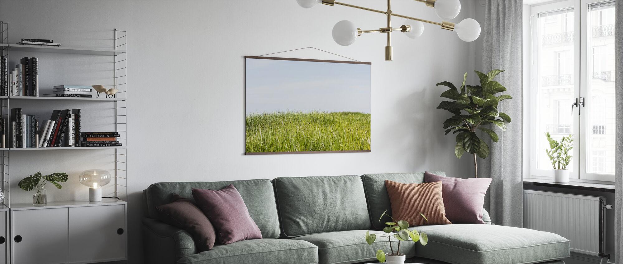 Dream Sky - Poster - Living Room