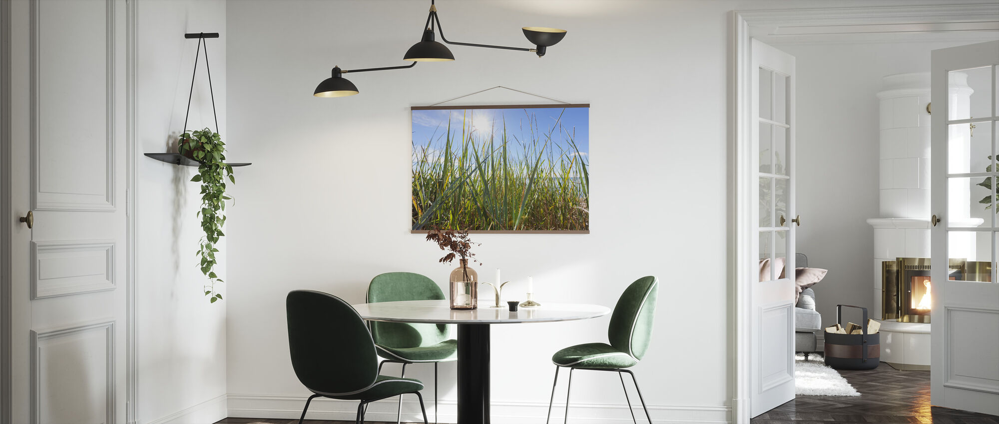 Sunshine and Grass - Poster - Kitchen
